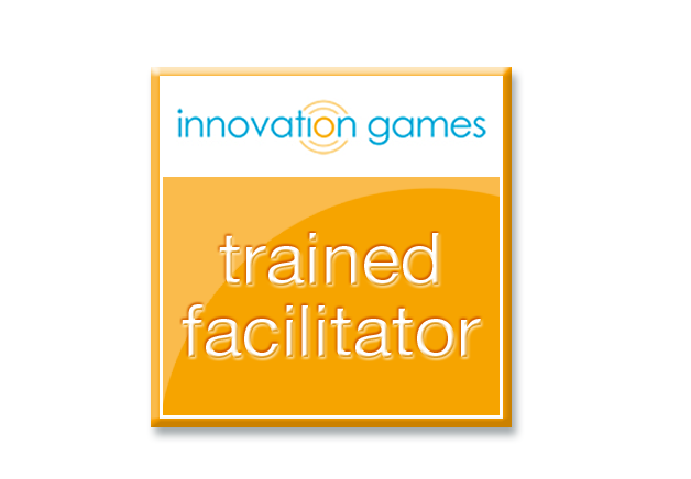 Innovation Games Trained Facilitator